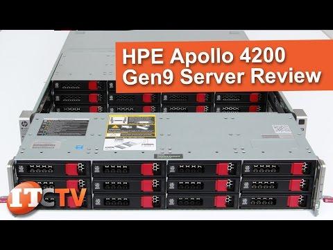 HPE Apollo 4200 Gen9 Server | IT Creations