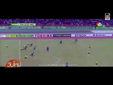 """จังหวะต่อบอล """"ติกิ ตาก้า"""" สไตล์บาซ่าของทีมชาติไทย"""
