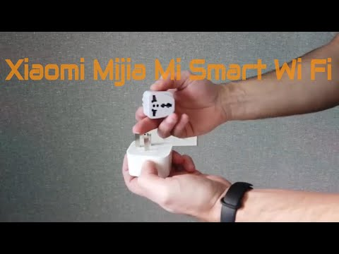 Розетка Xiaomi Wi Fi 10A (ZNCZ04CM)