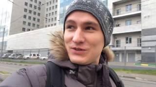 видео работа в Москве