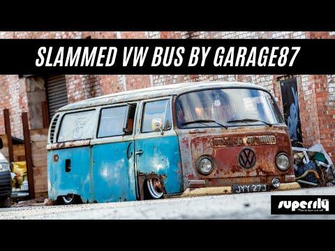 Garage87 Slammed VW Camper
