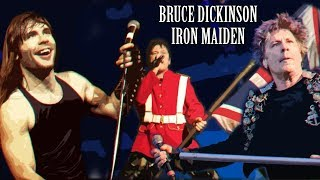�������� ���� BRUCE DICKINSON | IRON MAIDEN | АНАЛИЗ ВОКАЛА #17 ������