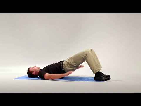 Bridge Weight Shifts – Post-stroke Exercise