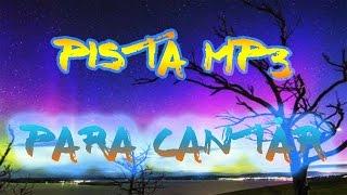 Pista mp3 Bajito_JeanCarlos Canela arre. Merengue