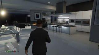 Voici mon appartement de luxe GTA V Online