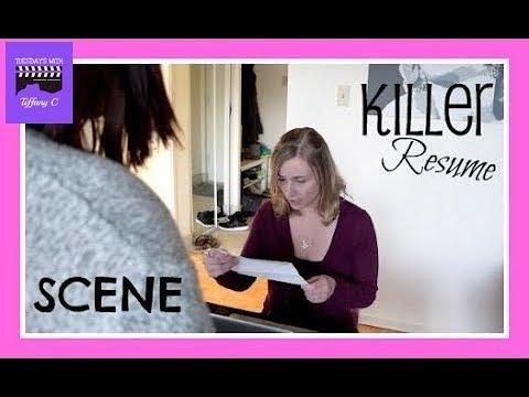 killer resume youtube