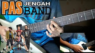 Pas Band Jengah GUITAR TUTORIAL