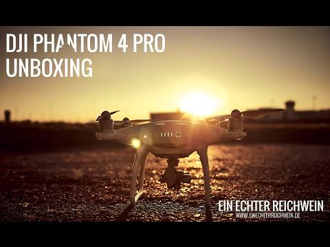 ICH HEBE AB!!!! - UNBOXING - DJI Phantom 4 Pro+  Wir gehen Drohne fliegen! - Deutsch