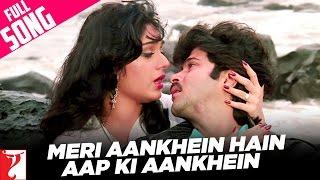 Meri Aankhein Hain Aap Ki Aankhein - Full Song - Vijay