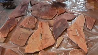 видео Отделка стен камнем