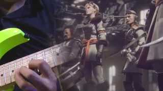 'EVERYDAY WARRIORS' MELODIC GUITAR SOLO WITH PIANO