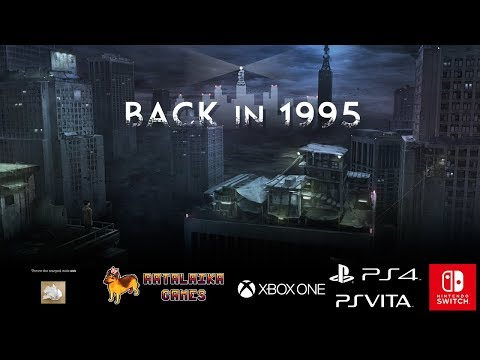 Relive gaming's glory days in Back in 1995 - out this week!