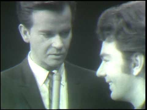 American Bandstand 1967- Interview Neil Diamond