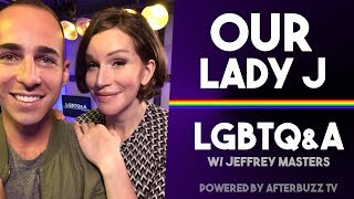 Interview: Our Lady J Talks About The Birth of Transgender Identities in Pop Culture | LGBTQ&A