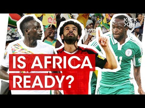 What are the chances of african teams at the fifa world cup?