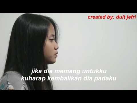 Biar Aku Yang Pergi - Aldy Maldini (Cover) by Hanin Dhiya  (LIRIK)