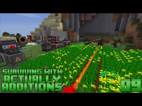 Surviving With Actually Additions :: E09 - Empowered Canola Power Generation