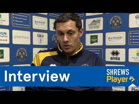 INTERVIEW | Paul Hurst on Stephen Humphrys - Town TV