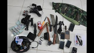 Bắt doanh nhân tàng trữ cả kho vũ khí quân dụng trái phép - Tin Tức Mới