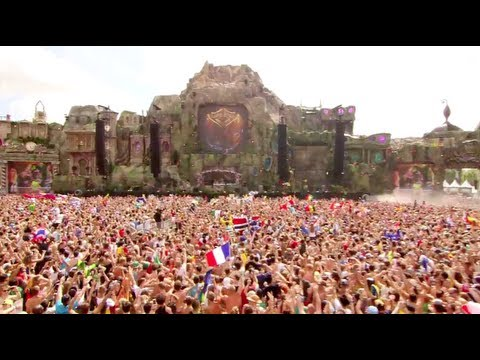NERVO LIVE from Tomorrowland 2013 - Main Stage