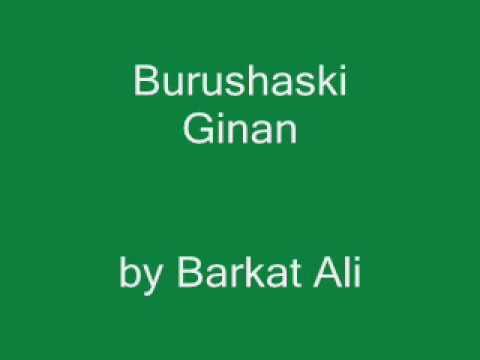 Burushaski Ginan Pak Maula (Barkat Ali)