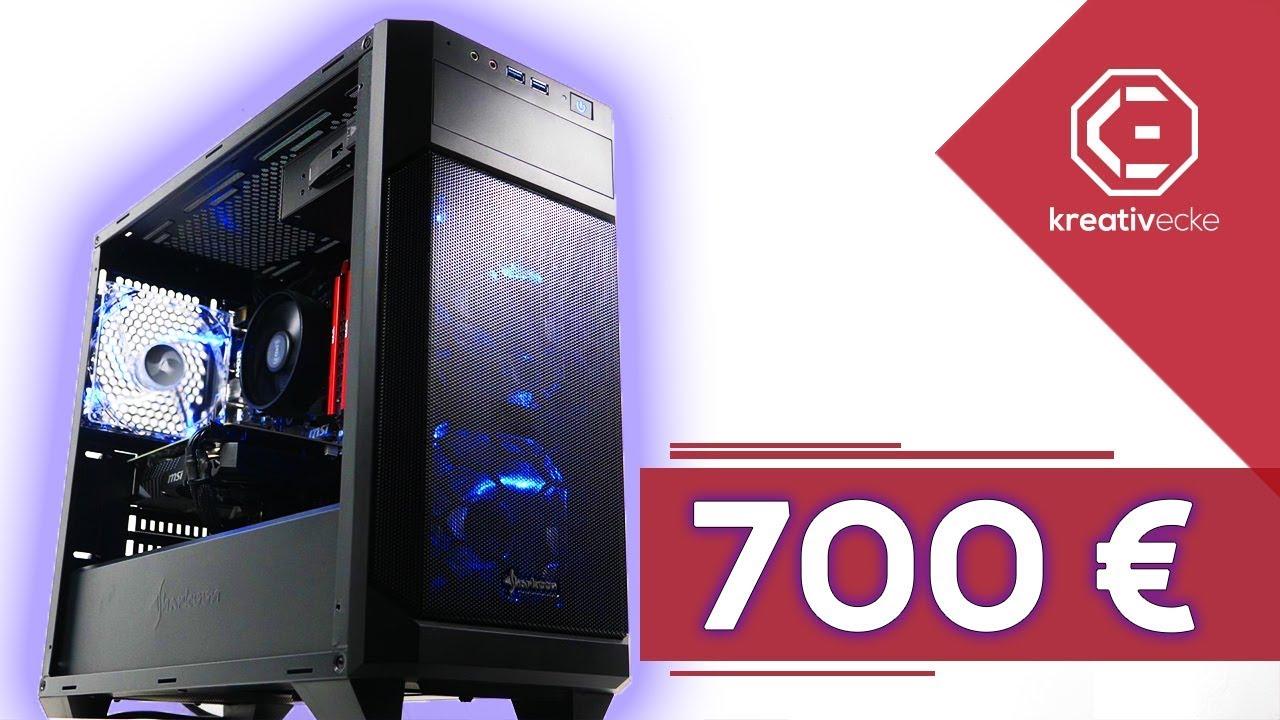 Pc FГјr 700 Euro Zusammenstellen