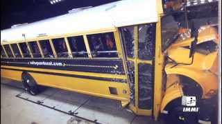School Bus Crash Test
