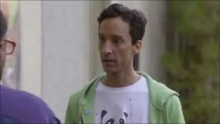 Community: Abed - What are you? A demon...?