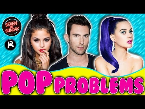 The 7 BIGGEST Problems in Modern Pop Music
