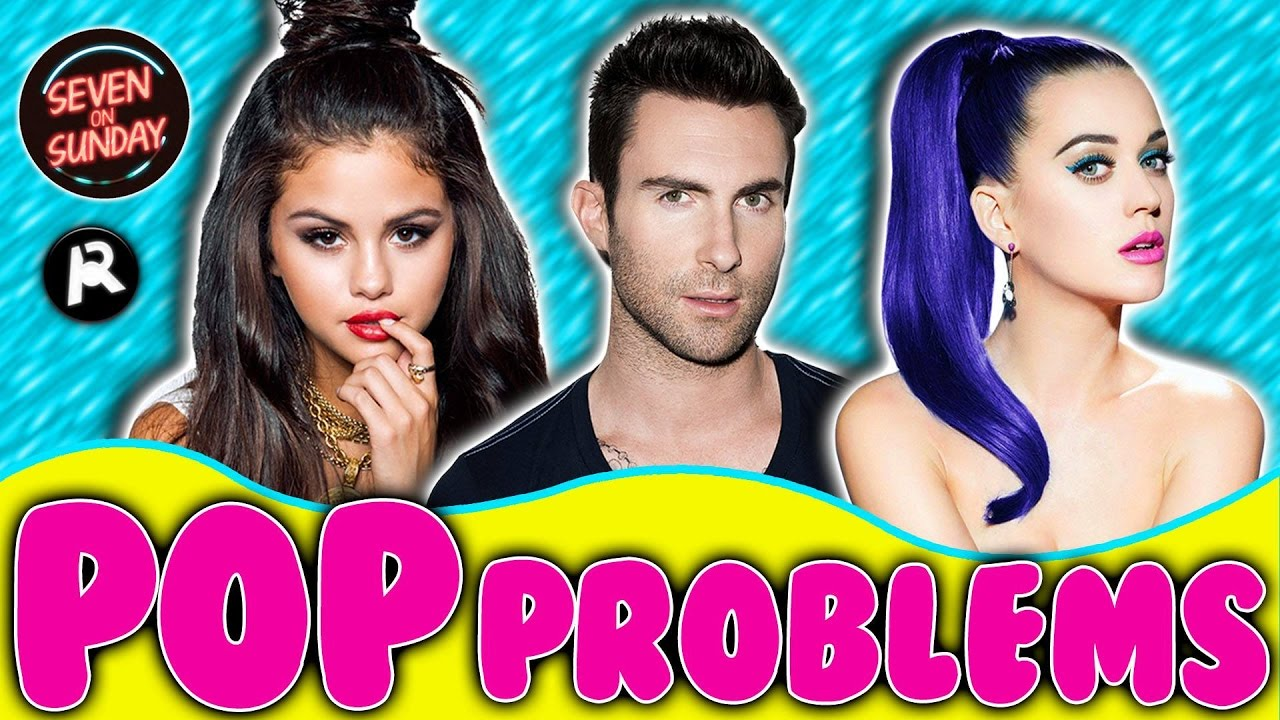 The 7 Biggest Problems In Modern Pop Music Youtube