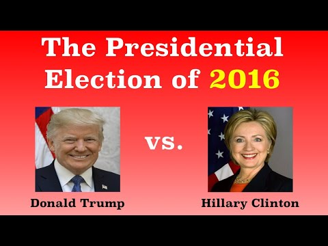 The American Presidential Election of 2016