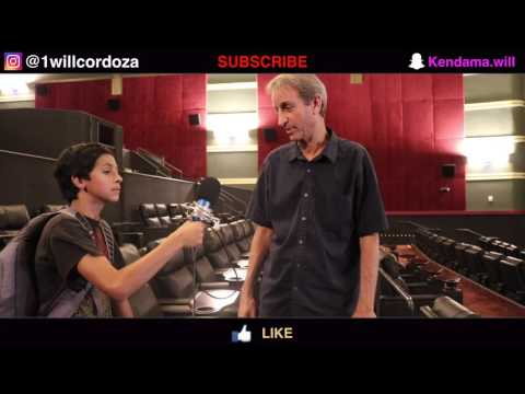 NEW MOVIE THEATER IN WOODLAND CALIFORNIA INTERVIEW  (NEWS REPORT)