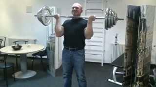 Вова Вес 102 Подъем на бицепс 110