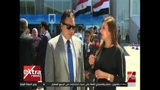 المواجهة | لقاء خاص مع وزير الصحة د. أحمد عماد الدين على هامش فعاليات المؤتمر الدوري الرابع للشباب