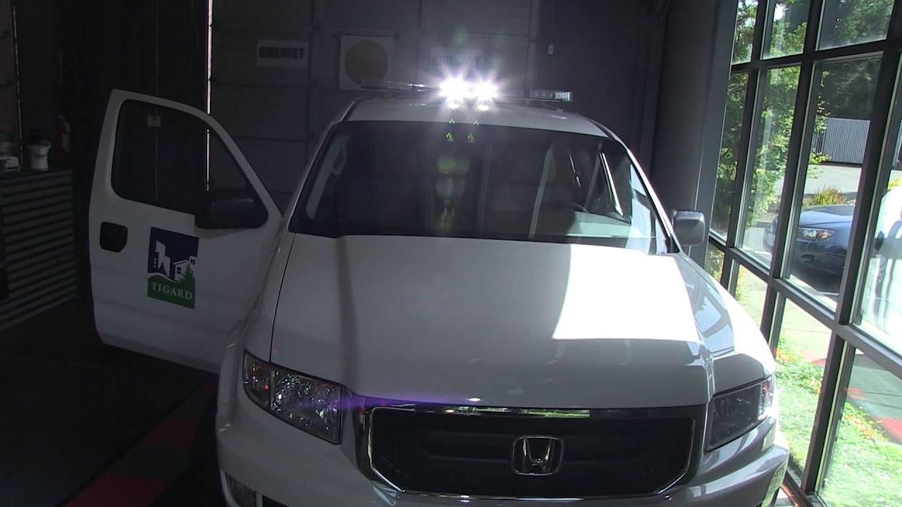 Honda Ridgeline Installation