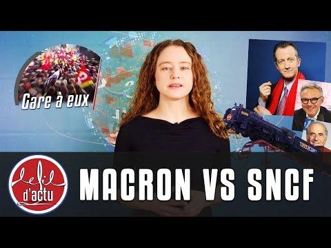CE QUE LES MEDIAS NE DISENT PAS SUR LA SNCF