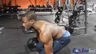 How To: Bent Over Barbell Row