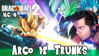Xenoverse 2 | DLC 4 | Arco de Trunks del Futuro | Modo Historia | Dragon Ball Super