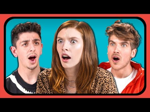 The Randy, Jamie and Jojo Show  - YouTubers React To 10 Viral Videos From 10 Years Ago
