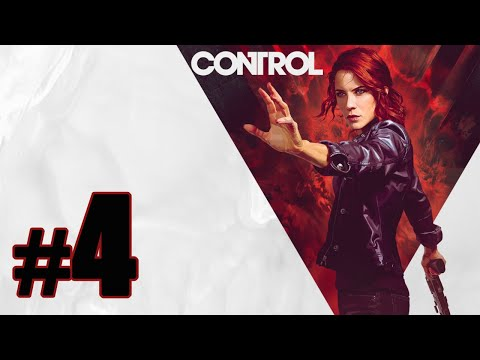 Control Gameplay Walkthrough Part 4 - PS4 No Commentary thumbnail