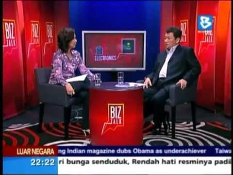 Bernama TV BizTalk Interview with MRT Corp