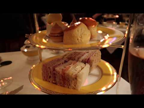 The Goring Hotel Afternoon Tea London - An English Tradition