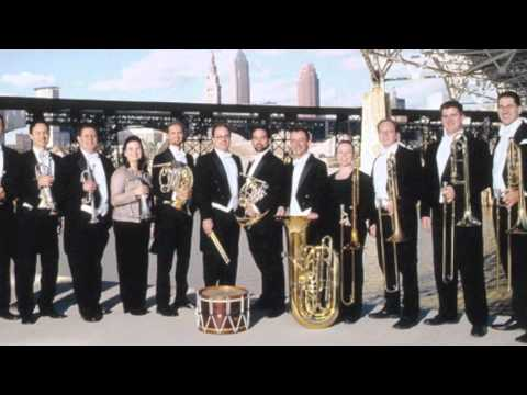 Burning River Brass - Romanza España Spanish Masterworks For Brass