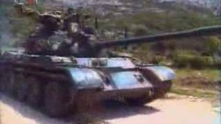 Hrvatski tenk odnosi pobjedu nad plovilom JRM thumbnail