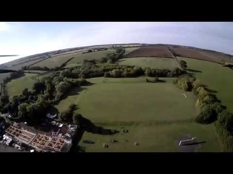 FPV Over Wilsford. Hypersonic Flying Club.