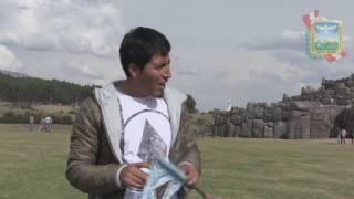 ESCOLARES GANADORES DE LA II OLIMPIADA MUNICIPAL DE LA JUVENTUD RECORREN CUZCO