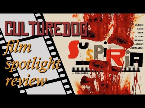 Film Review – Suspiria (2018) Mp3