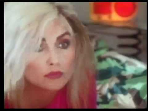 Debbie Harry: French kissin' In the USA