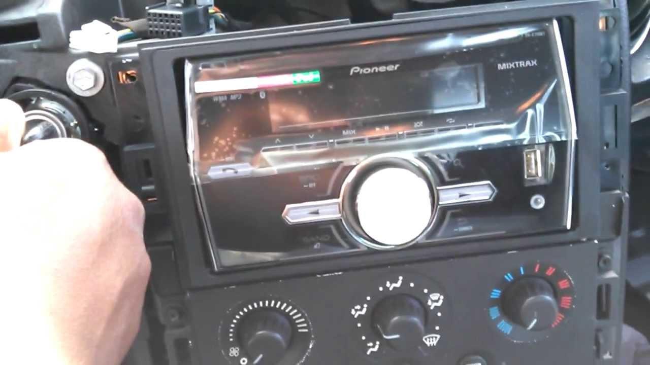 2006 pontiac stereo wiring harnes [ 1280 x 720 Pixel ]
