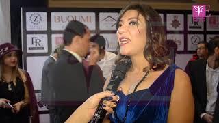 خاص بالفيديو.. تعرفي على أحدث تصميمات رغدة هلال في أسبوع الموضة العربي